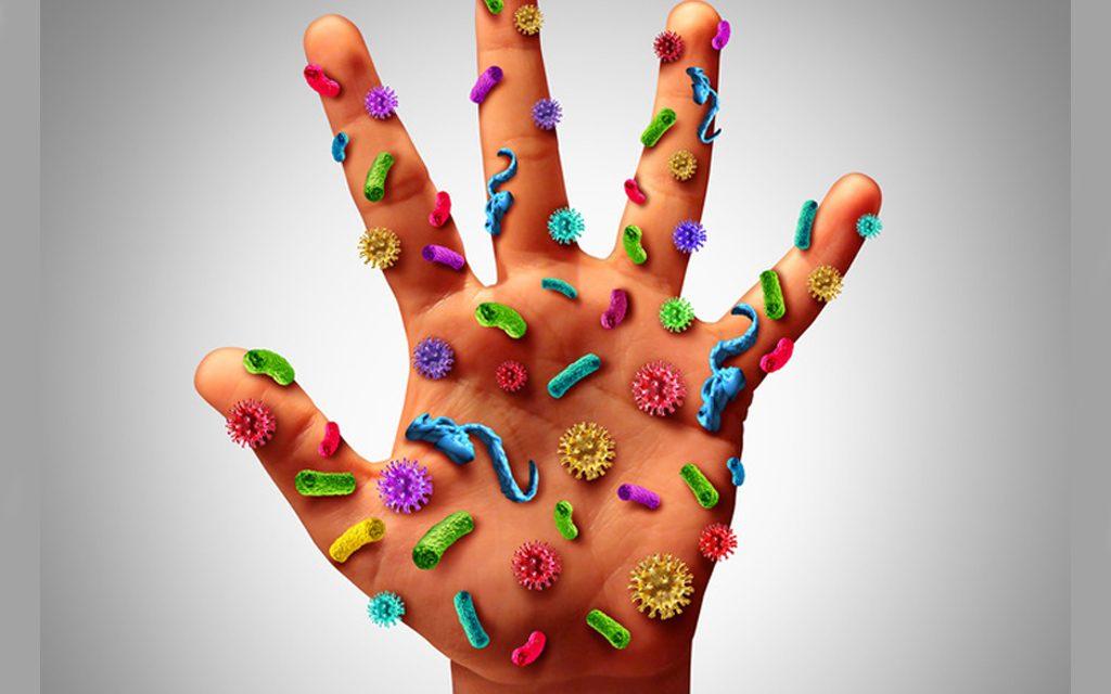 Como deve ser feita aHigienizaçãode Mãos?