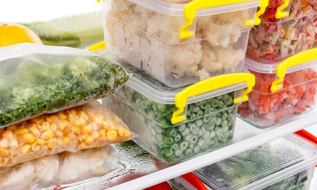 Qual a importância do congelamento de alimentos?