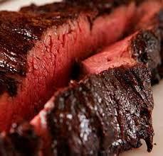 Carne bem passada ou mal passada?