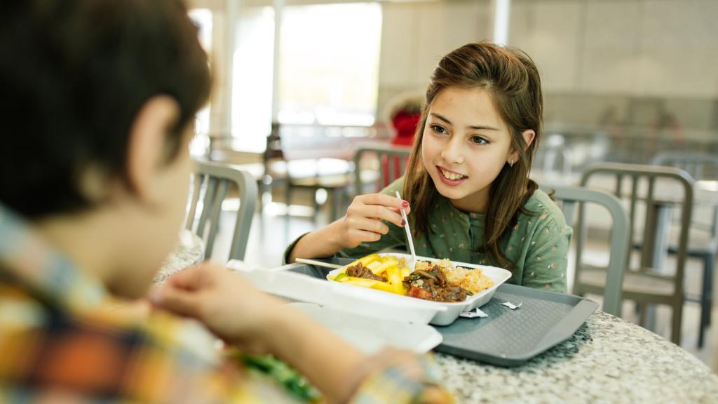 consultoria de alimentos em escolas
