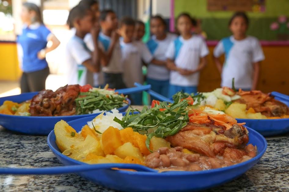 Consultoria Alimentar em Escolas