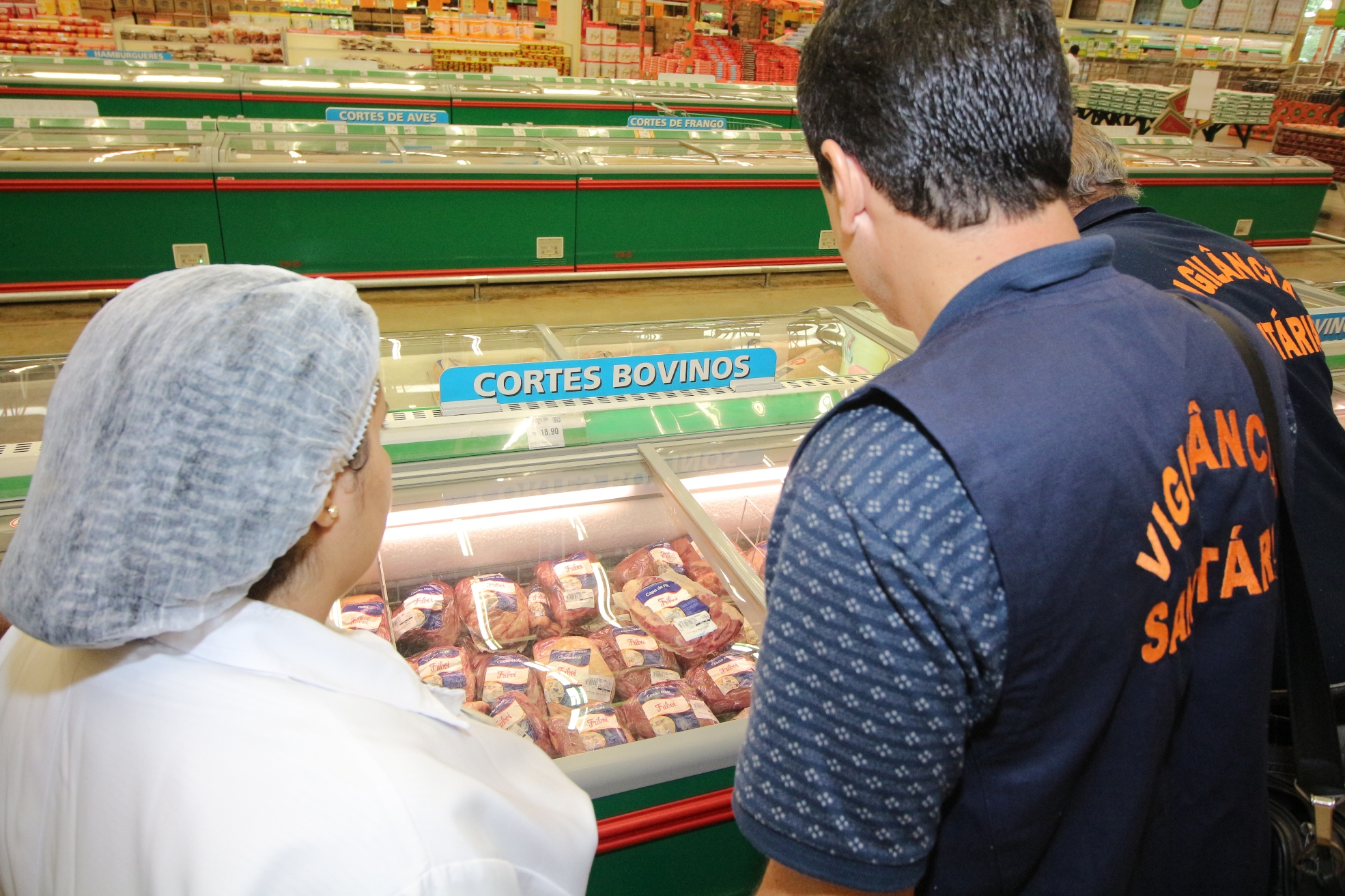 Como A Vigil Ncia Sanit Ria Atua Em Servi Os De Alimenta O