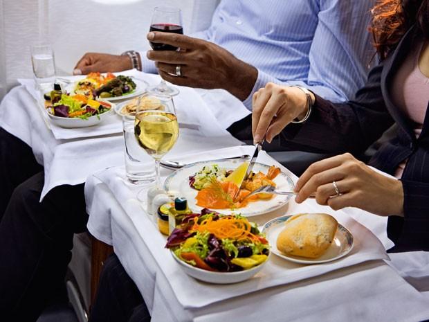 Atuação de Consultor Alimentar em aeroportos