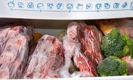 Aprenda como descongelar carne e alimentos de forma segura