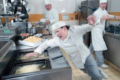 Uso de Equipamento de Proteção Individual (EPI) em Industriais e Serviços de Alimentação