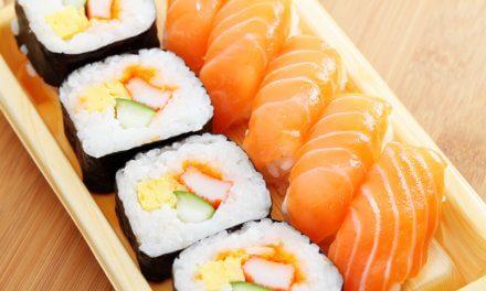 Cuidados na Manipulação de Sushi e Sashimi