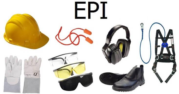 1dc844f61fbcd Uso de Equipamento de Proteção Individual (EPI) em Industriais e ...