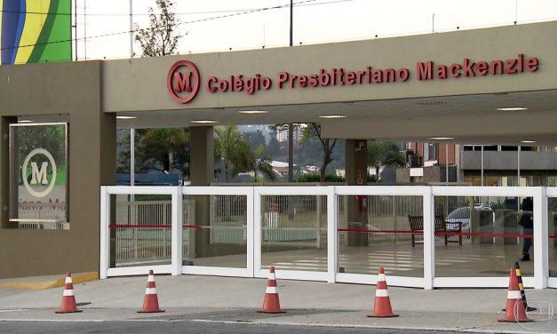Alunos passam mal em escola em São Paulo