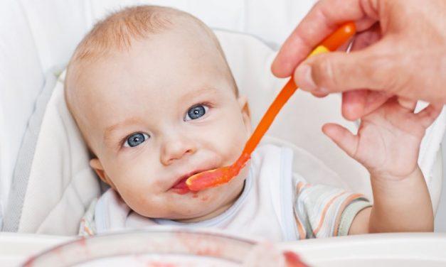 Intoxicação Alimentar leva bebê de 5 meses para hospital após comer papinha industrializada