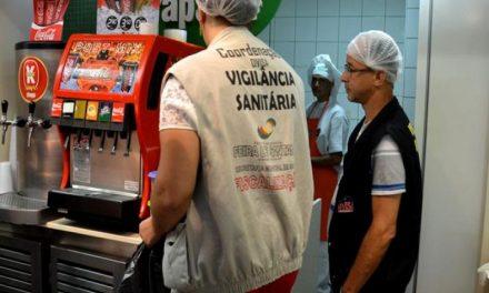 Ação de Fiscalização de Alimentos por Órgãos Fiscalizadores