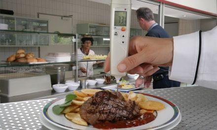 Fornecimento de Alimentos Seguros e o Controle de Temperatura