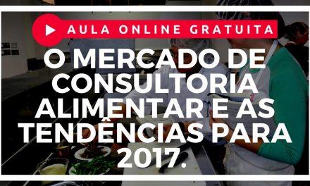 O Mercado de Consultoria Alimentar e as tendências para 2017