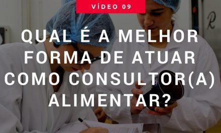 Qual a melhor forma de atuar como Consultor Alimentar?