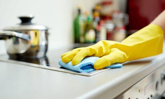 Procedimento Operacional Padrão: POP Higienização de instalações, equipamentos e móveis