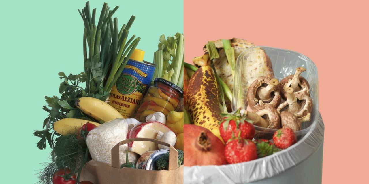 Diga Não ao Desperdício de Alimentos!